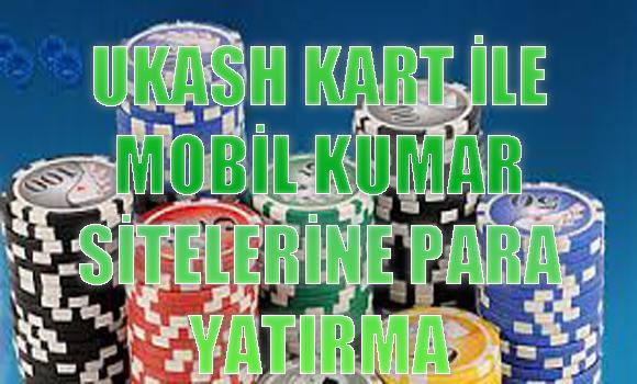 Ukash kart ile mobil kumar sitelerine para yatırma, Ukash kart ile ödeme kabul eden mobil kumar siteleri, Güvenilir yabancı kumar siteleri